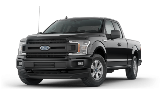 2020 Ford F-150 XL XL 4WD SuperCab 6.5 Box